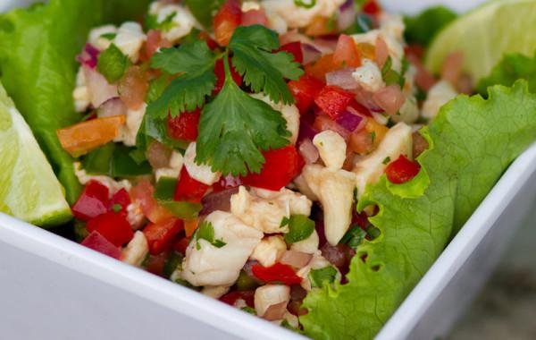Conch Salad* – $10.95