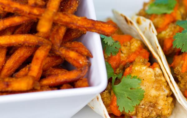 Lobster Enchilau Tacos* – $12.95