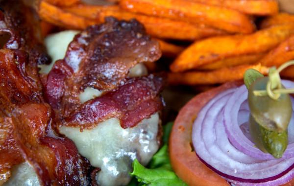 Bacon Cheeseburger* – $9.95