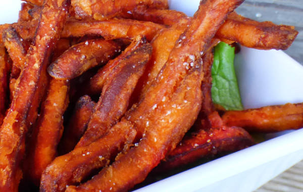 Sweet Potato Fries – $4.95