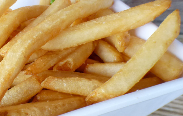 French Fries – $3