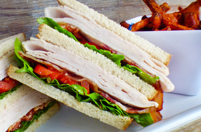 Triple Decker Turkey Club – $9.95
