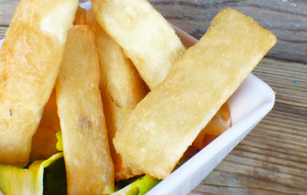 Yuca Fries – $5.25