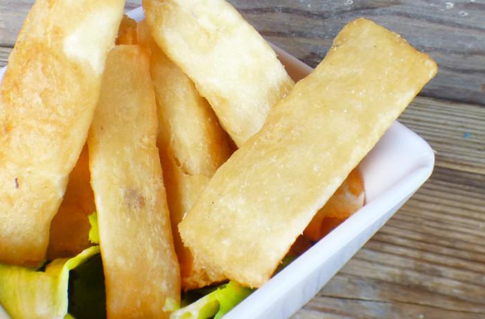 Yuca Fries – $5.25