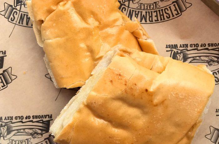 Buttered Cuban Toast – $2.25
