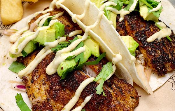 Fish Tacos* – $14.95